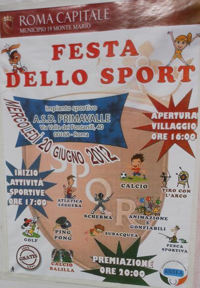 festadellosport