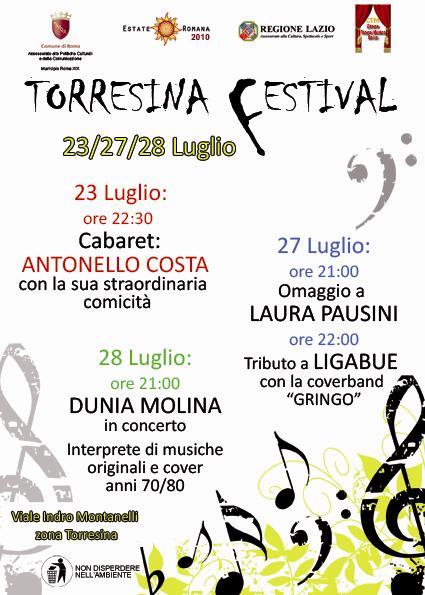 Festival Torresina 2010