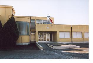 ingresso scuola Andersen