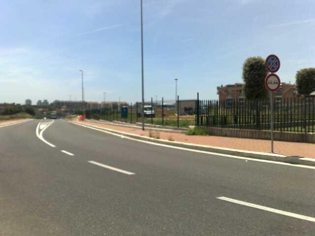 Lavori di recinzione parco Torresina