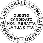 Campagna Elettorale ad #imbrattoZERO
