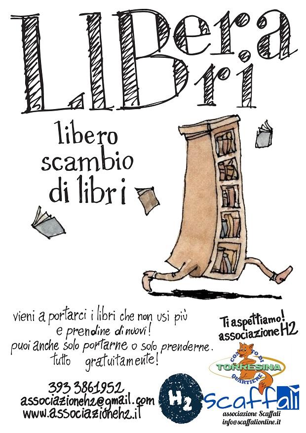 Lo scaffale Libera Libri