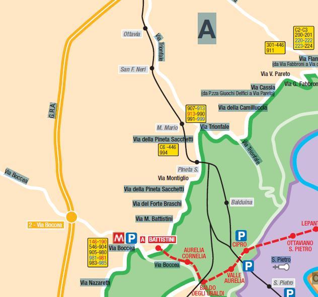 Cartina Della Fascia Verde A Roma.Domenica 1 Dicembre A Piedi Urban Blog Torresina