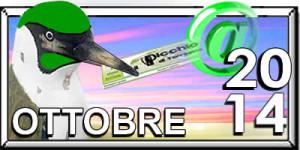 Il Picchio di Torresina - mese di Ottobre 2014
