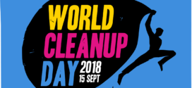 Retake Roma. Sabato 15 settembre World Cleanup Day 2018