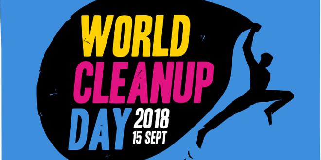 Retake Roma. Sabato 15 settembre World Cleanup Day 2018