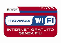 Logo Wifi_Free_Provincia_di_Roma
